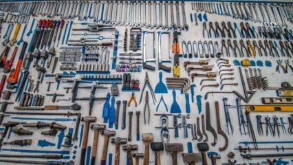 Unsere Werkzeuge